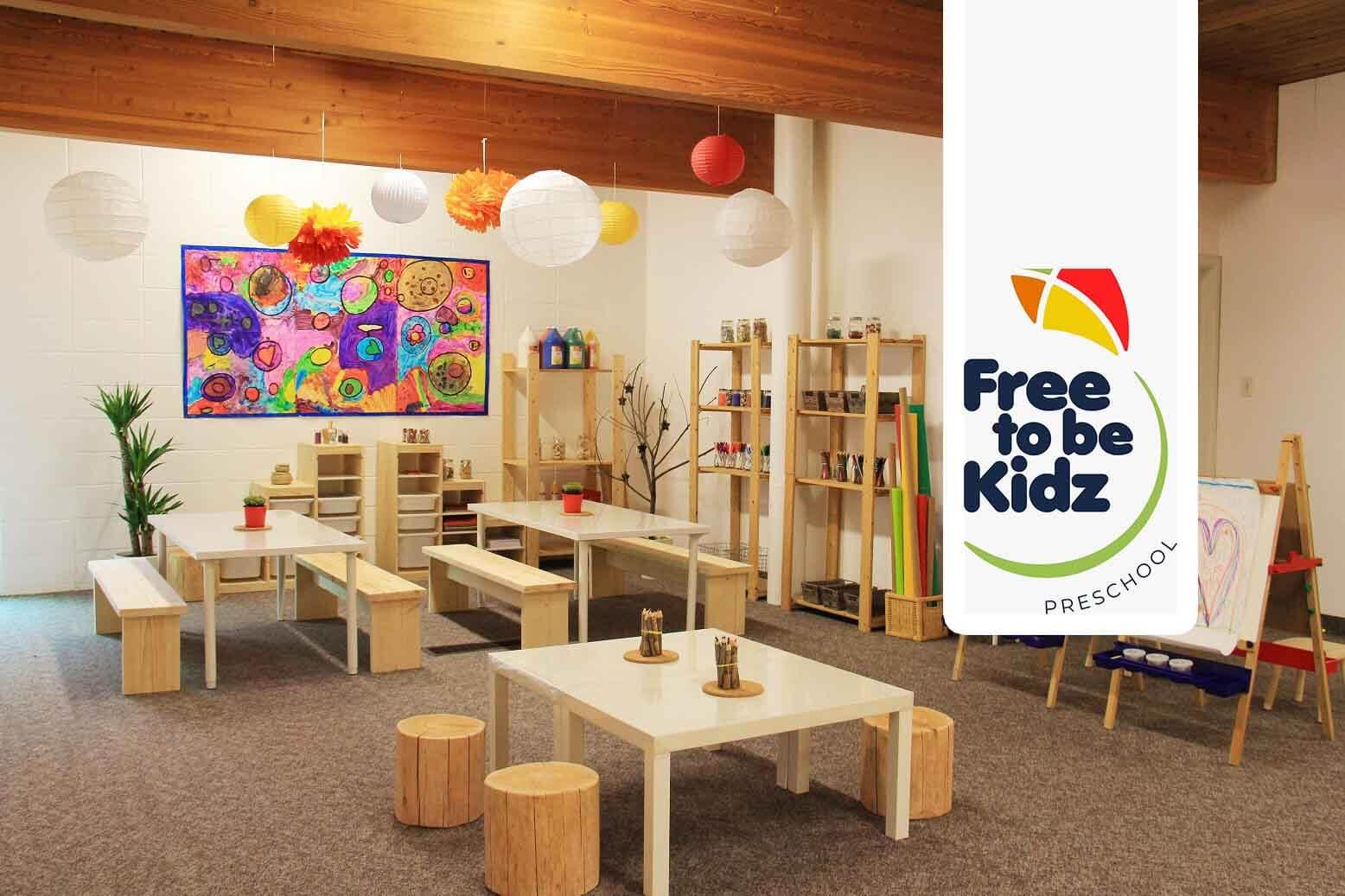 pré-escola no Canadá